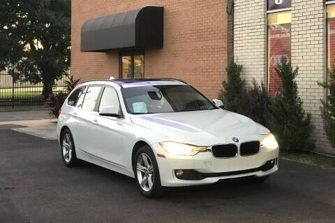 2015 BMW 3 Series for sale at Auto Imports in Houston TX