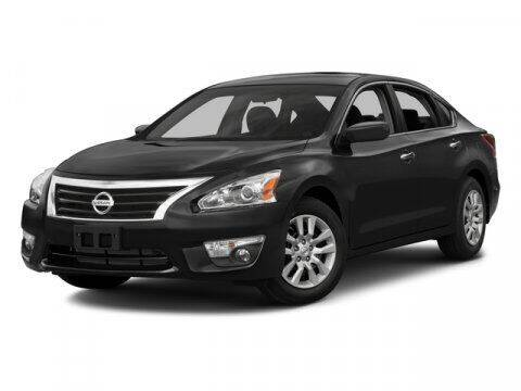 2015 Nissan Altima for sale at Scott Evans Nissan in Carrollton GA