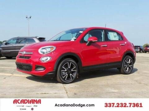 2018 FIAT 500L for sale at ACADIANA DODGE CHRYSLER JEEP in Lafayette LA