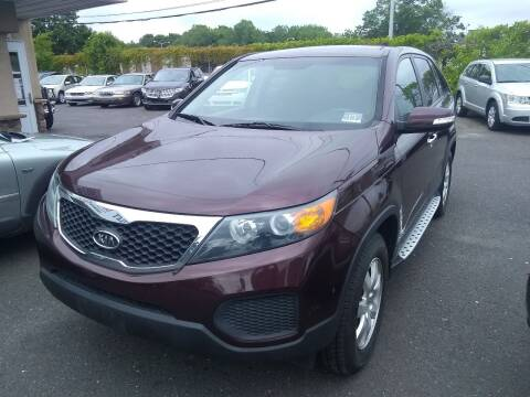 2013 Kia Sorento for sale at Wilson Investments LLC in Ewing NJ