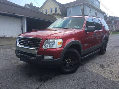 2006 Ford Explorer for sale at Keystone Auto Center LLC in Allentown PA