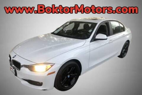 2012 BMW 3 Series for sale at Boktor Motors in North Hollywood CA