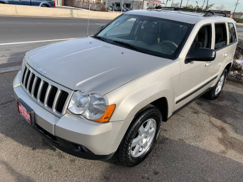 2008 Jeep Grand Cherokee for sale at STATE AUTO SALES in Lodi NJ