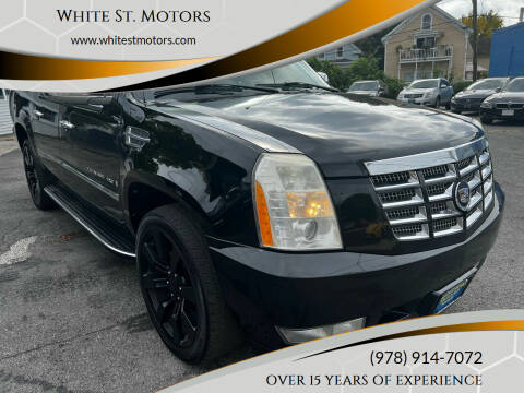2007 Cadillac Escalade EXT for sale at White St. Motors in Haverhill MA