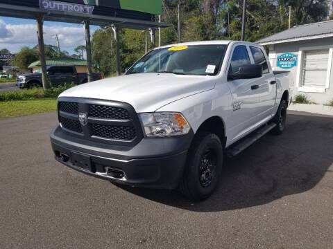 2018 RAM Ram Pickup 1500 for sale at JOHN JENKINS INC in Palatka FL