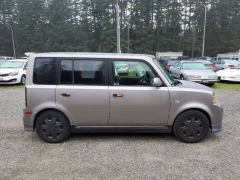 2005 Scion xB for sale at WILSON MOTORS in Spanaway WA