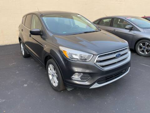2017 Ford Escape for sale at My Town Auto Sales in Madison Heights MI