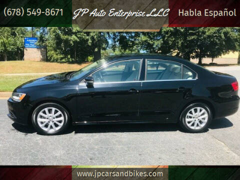 2014 Volkswagen Jetta for sale at JP Auto Enterprise LLC in Duluth GA