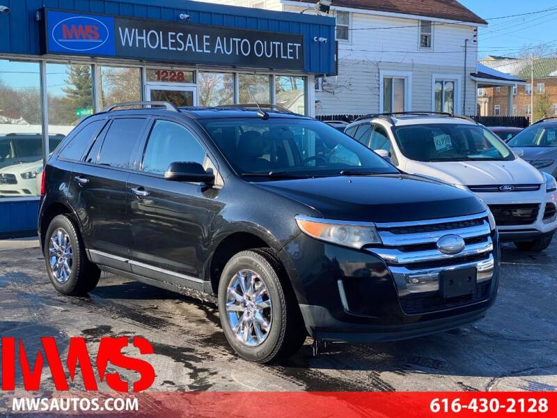2011 Ford Edge for sale at MWS Wholesale  Auto Outlet in Grand Rapids MI