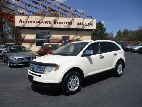 2007 Ford Edge for sale at Automart South in Alabaster AL