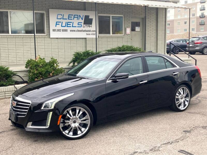 2019 Cadillac CTS for sale at Clean Fuels Utah in Orem UT