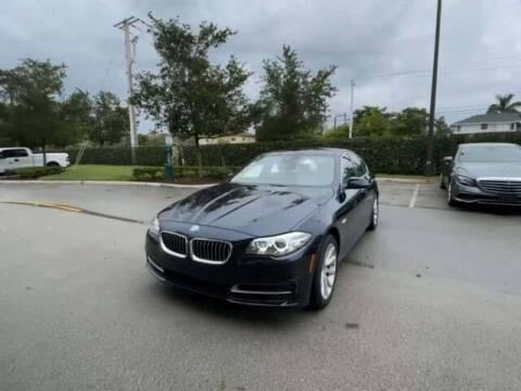 2014 BMW 5 Series for sale at Brandon Mitsubishi in Tampa FL
