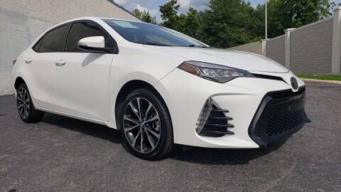 2017 Toyota Corolla for sale at AUTO FIESTA in Norcross GA