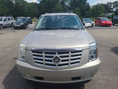 2007 Cadillac Escalade for sale at All State Auto Sales, INC in Kentwood MI