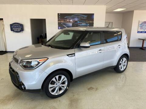 2016 Kia Soul for sale at Used Car Outlet in Bloomington IL