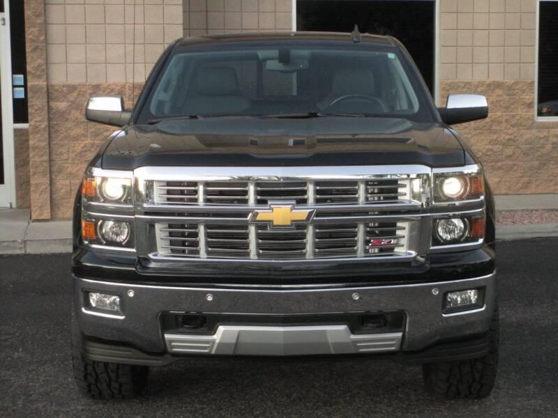 2015 Chevrolet Silverado 1500 for sale at COPPER STATE MOTORSPORTS in Phoenix AZ