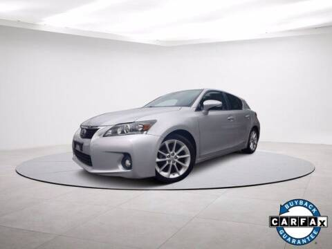 2013 Lexus CT 200h for sale at Carma Auto Group in Duluth GA