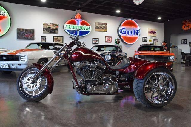 2005 Custom Harley Style Trike Custom Show Trike for sale at Choice Auto & Truck Sales in Payson AZ