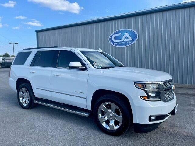 2017 Chevrolet Tahoe for sale at City Auto in Murfreesboro TN