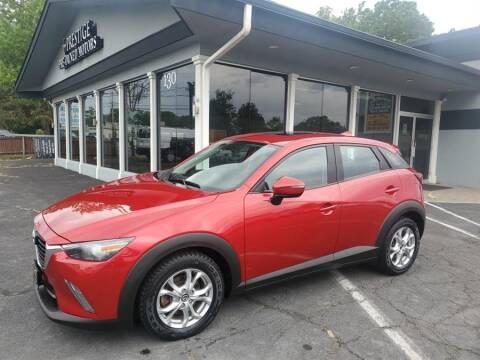2016 Mazda CX-3 for sale at Prestige Pre - Owned Motors in New Windsor NY