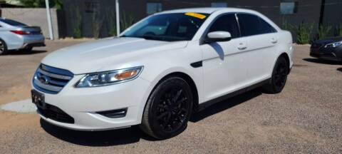 2012 Ford Taurus for sale at Fast Trac Auto Sales in Phoenix AZ