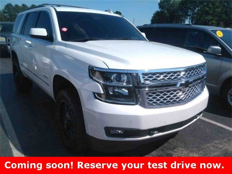 2017 Chevrolet Tahoe for sale at Auto Solutions in Maryville TN