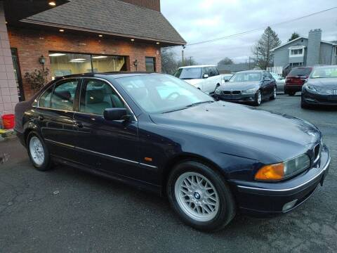 2000 BMW 5 Series for sale at Pat's Auto Sales, Inc. in West Springfield MA