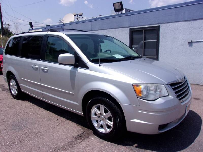 2008 Chrysler Town and Country for sale at Circle Auto Center in Colorado Springs CO