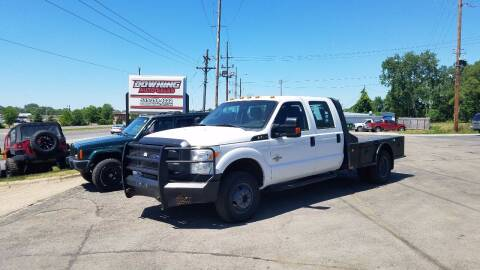 2015 Ford F-350 Super Duty for sale at Downing Auto Sales in Des Moines IA