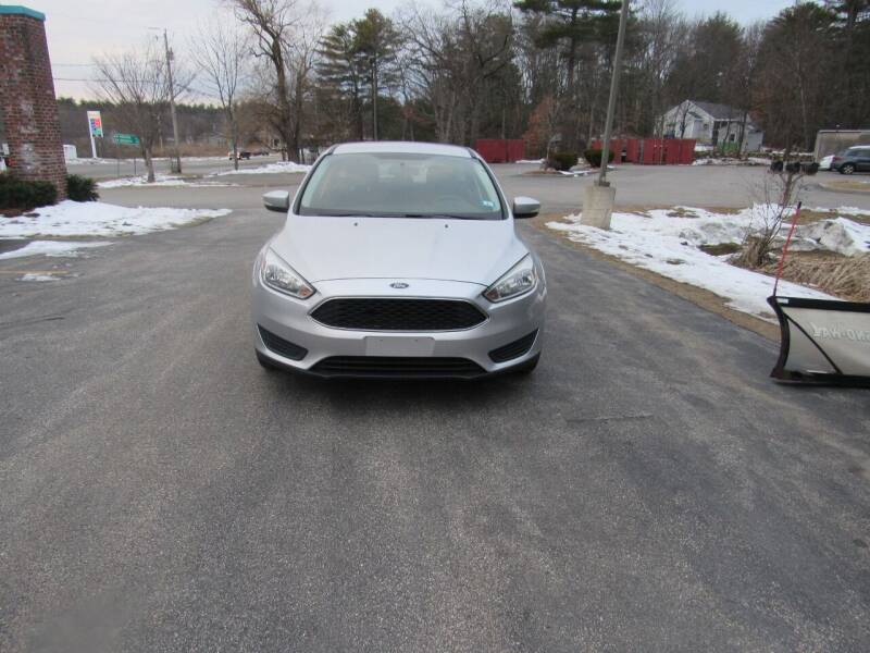2015 Ford Focus for sale at Heritage Truck and Auto Inc. in Londonderry NH