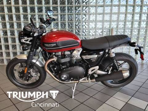 2020 Triumph Speed Twin for sale at TRIUMPH CINCINNATI in Cincinnati OH