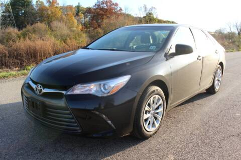 2017 Toyota Camry for sale at Imotobank in Walpole MA