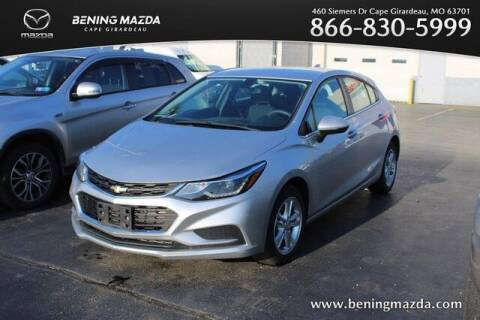 2017 Chevrolet Cruze for sale at Bening Mazda in Cape Girardeau MO