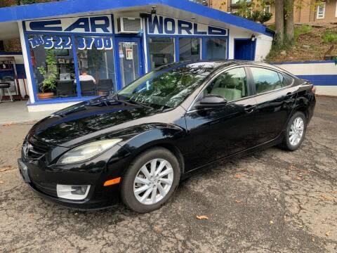 2011 Mazda MAZDA6 for sale at Car World Inc in Arlington VA
