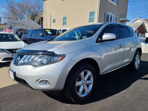 2010 Nissan Murano for sale at Express Auto Mall in Totowa NJ