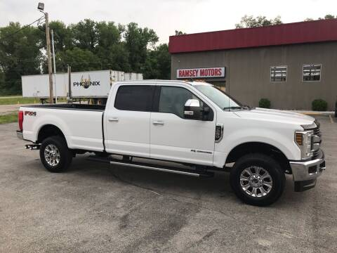 2019 Ford F-250 Super Duty for sale at Ramsey Motors in Riverside MO