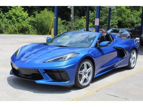 2021 Chevrolet Corvette for sale at Inline Auto Sales in Fuquay Varina NC