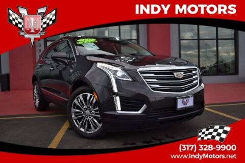 2017 Cadillac XT5 for sale at Indy Motors Inc in Indianapolis IN