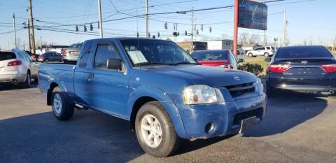 2002 Nissan Frontier for sale at Albi Auto Sales LLC in Louisville KY