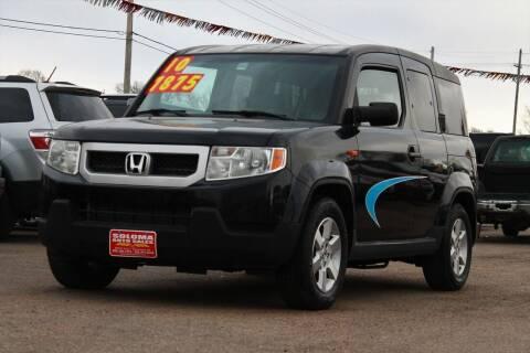 2010 Honda Element for sale at SOLOMA AUTO SALES in Grand Island NE