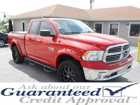 2016 RAM Ram Pickup 1500 for sale at Universal Auto Sales in Plant City FL