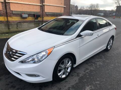 2011 Hyundai Sonata for sale at Tony Luis Auto Sales & SVC in Cumberland RI