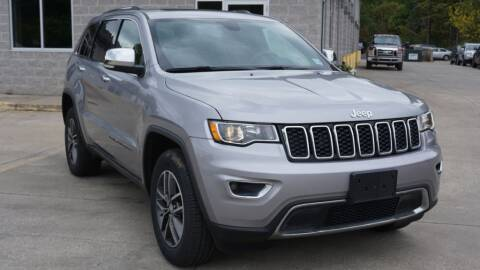 2017 Jeep Grand Cherokee for sale at World Auto Net in Cuyahoga Falls OH