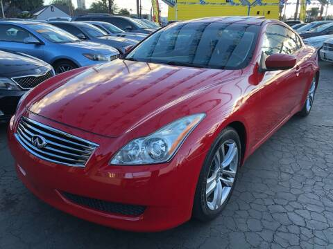 2008 Infiniti G37 for sale at Plaza Auto Sales in Los Angeles CA