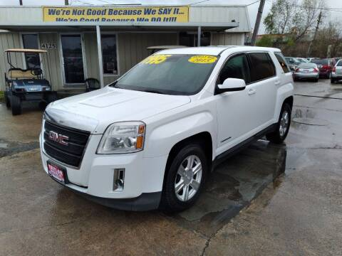 2015 GMC Terrain for sale at Taylor Trading Co in Beaumont TX