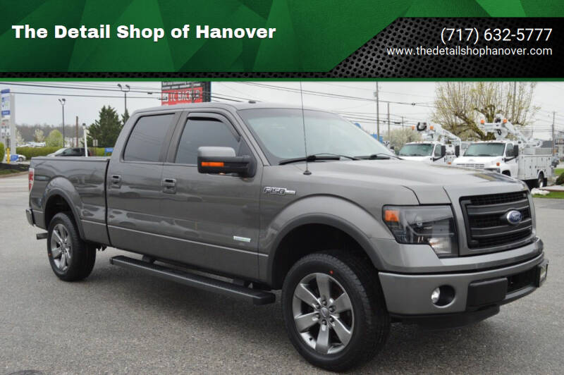 2014 Ford F-150 for sale at The Detail Shop of Hanover in New Oxford PA