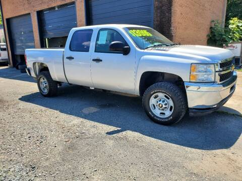 2012 Chevrolet Silverado 2500HD for sale at H & H Enterprise Auto Sales Inc in Charlotte NC