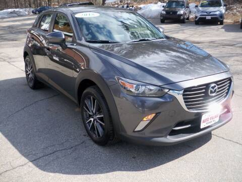 2018 Mazda CX-3 for sale at Charlies Auto Village in Pelham NH