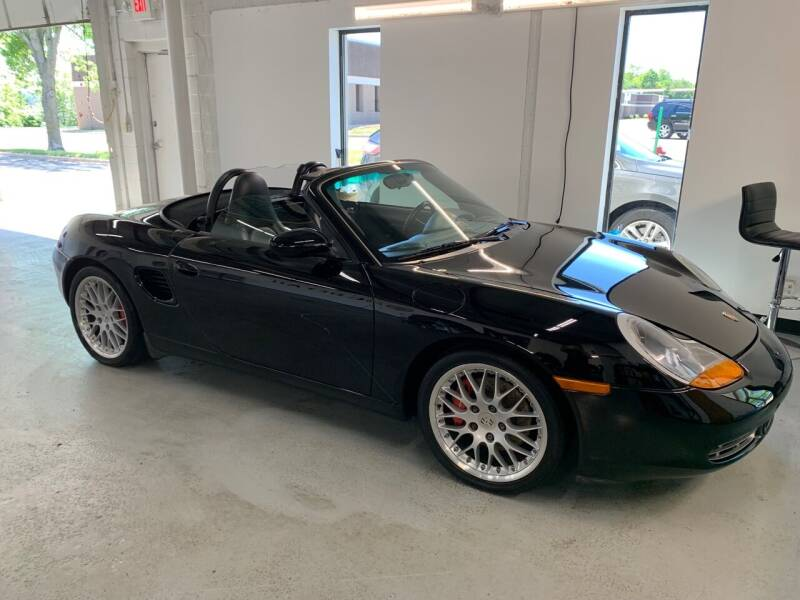 2002 Porsche Boxster for sale at The Car Buying Center in Saint Louis Park MN