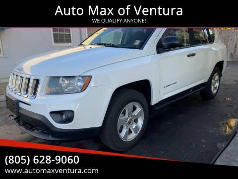 2015 Jeep Compass for sale at Auto Max of Ventura - Automax 3 in Ventura CA